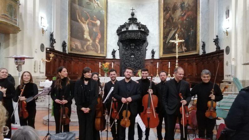 I Monumenti della Musica, Bach e Mendelssohn, nella Basilica di San Bartolomeo