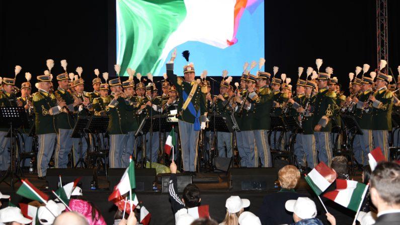 """Guardia di Finanza: 2° Trofeo """"Napoli conCORRE per la legalità"""". Concerto della Banda Musicale del Corpo"""