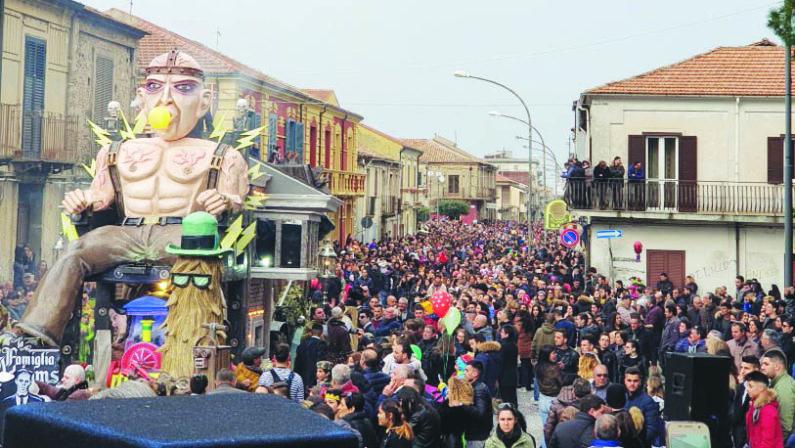 Carnevale Miletese al via domenica: tutto pronto per l'edizione 2020