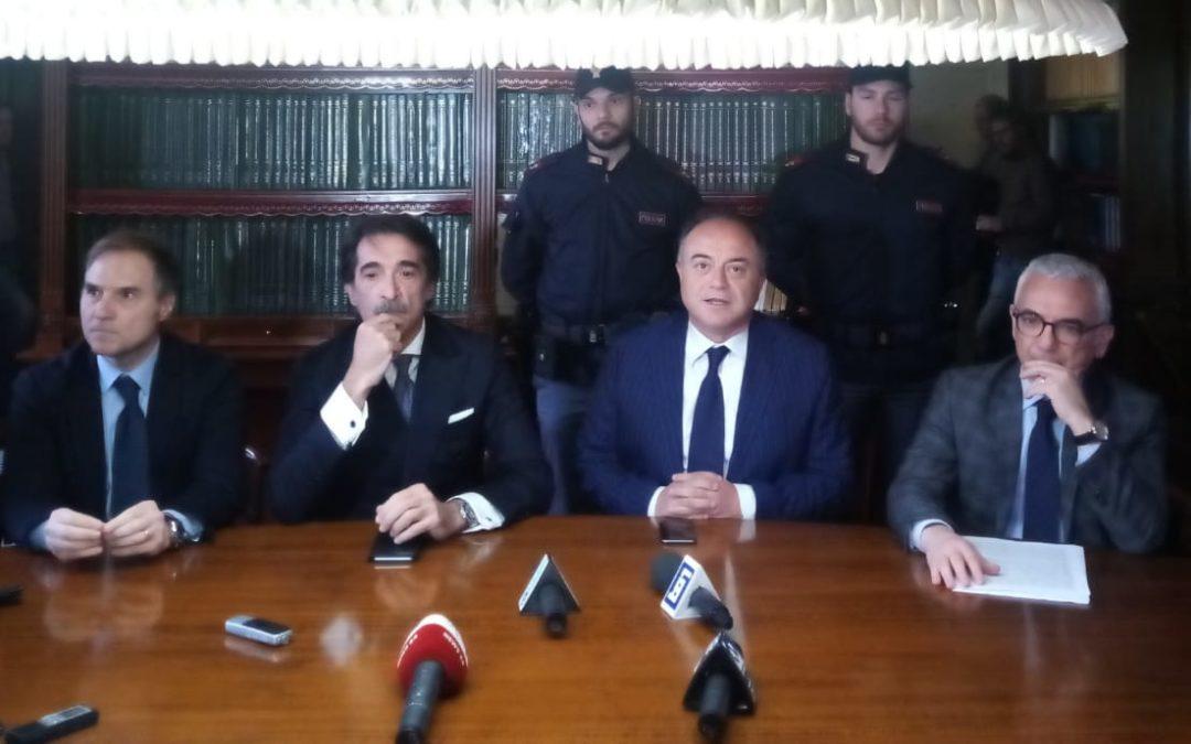 VIDEO – Operazione Valle dell'Esaro, arrestate 45 persone nella provincia di Cosenza