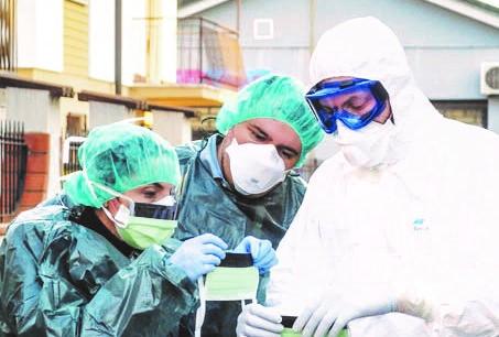 Coronavirus: in Italia torna a salire il numero dei contagi e dei decessi. Aumentano anche i guariti