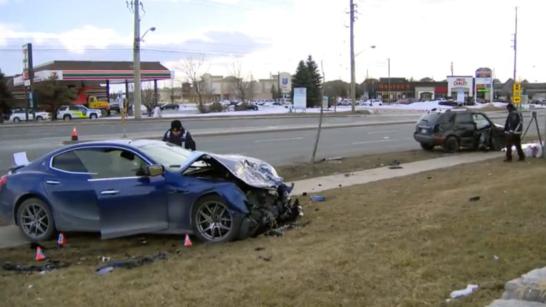 Incidente stradale in Canada, muore immigrata originaria del Vibonese
