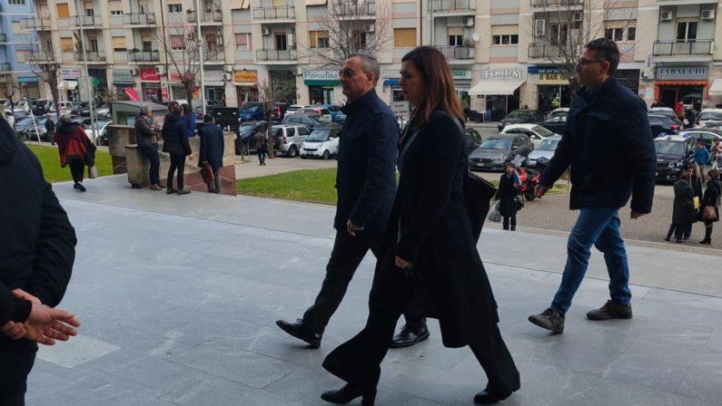 Cyber-intimidazioni a Laura Boldrini, l'ex presidente della Camera testimonia in aula a Cosenza