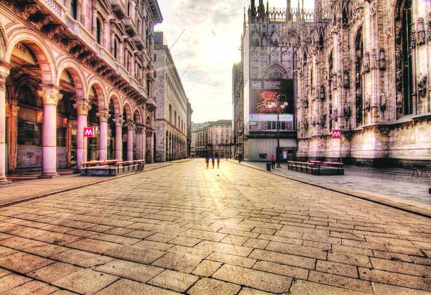 Agli ambulanti di Milano niente soldi ma una tassa nuova