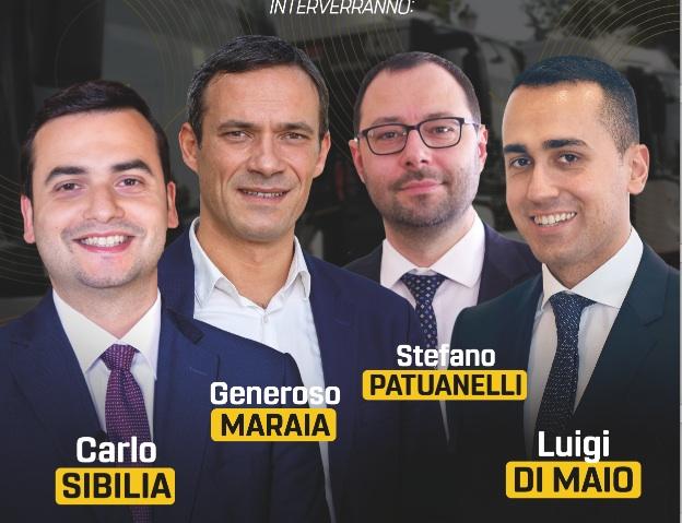 I ministri Di Maio e Patuanelli venerdì saranno ad Ariano per parlare di Industria Italiana Autobus