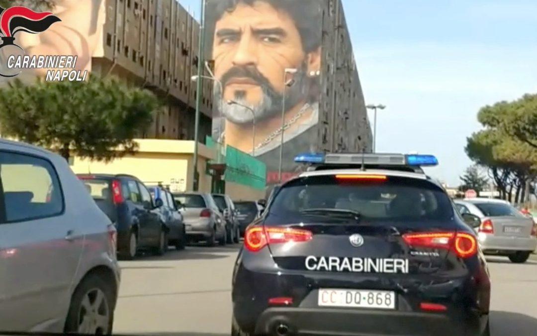 Usura ed estorsione, blitz dei carabinieri: arrestati i vertici del clan Rinaldi