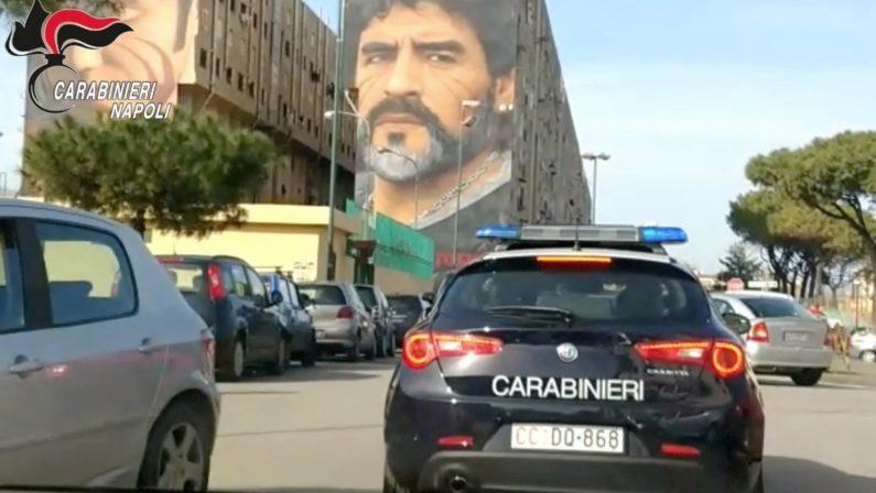 Napoli, estorsione con metodo mafioso: in manette figlio boss Puca