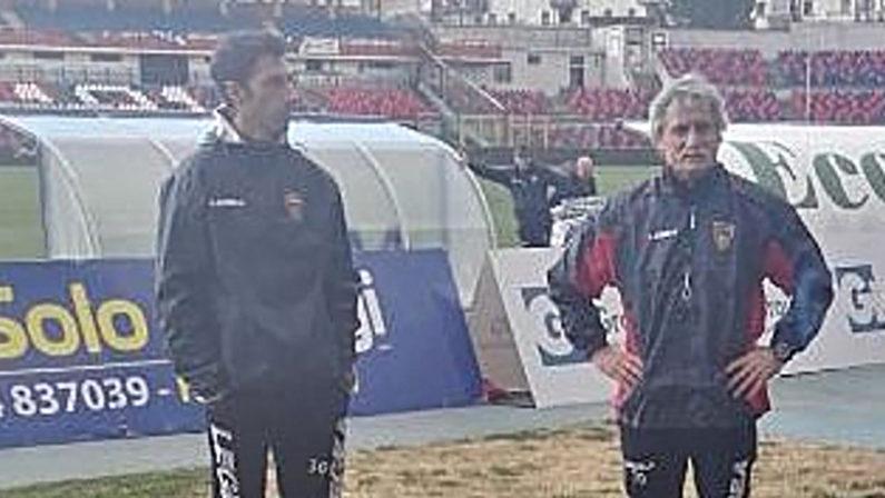 Cosenza Calcio, Bepi Pillon firma fino al 30 giugno «Questa squadra ha le potenzialità per salvarsi»