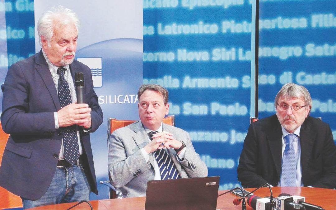 L'assessore regionale alla Sanità, Rocco Leone