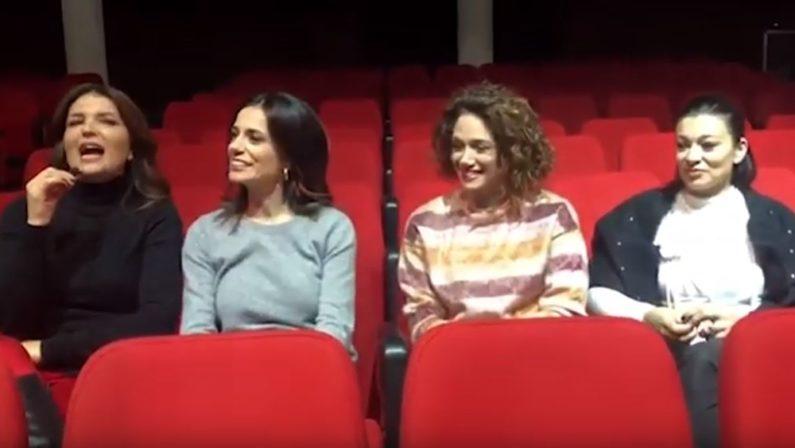 """Rossella Brescia, Tosca D'Aquino, Roberta Lanfranchi e Samuela Sardo presentano """"Belle ripiene"""" in scena al Garden di Rende"""
