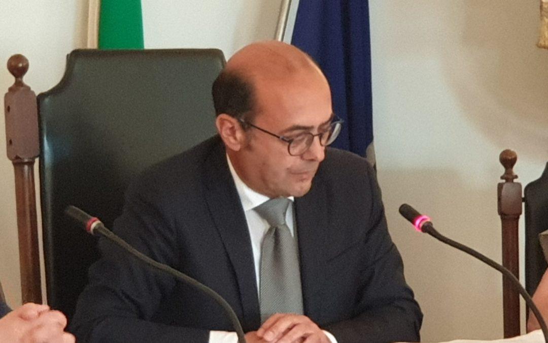 Il sindaco Fortunato Salvatore Giordano