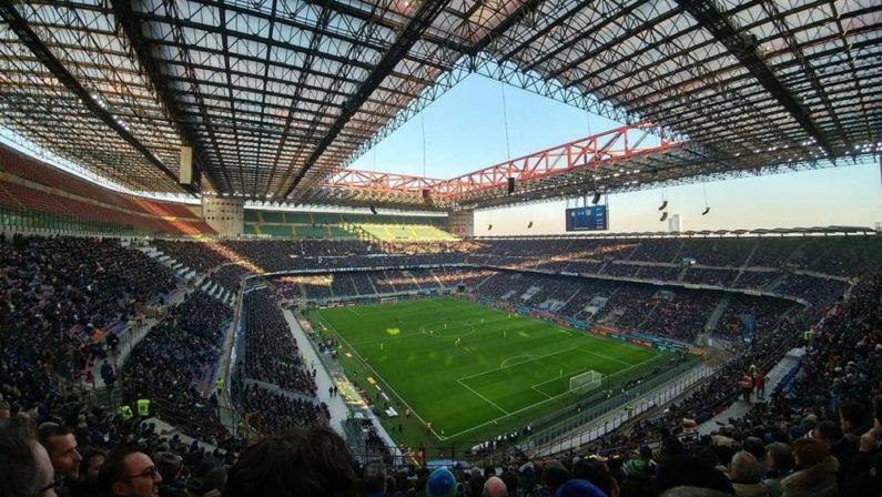 Coppa Italia, Inter-Napoli: no vendita biglietti a residenti Campania