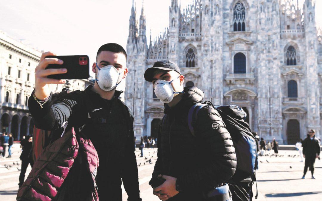 L'editoriale di Roberto Napoletano L'ALTRAVOCE dell'Italia RIPENSARE IL SISTEMA PAESE