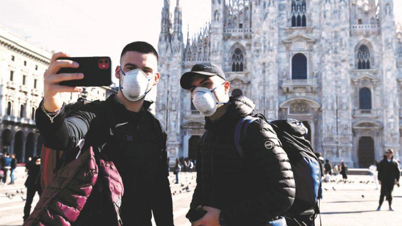 La nemesi storica: I nordisti guardati con sospetto da dietro la mascherina