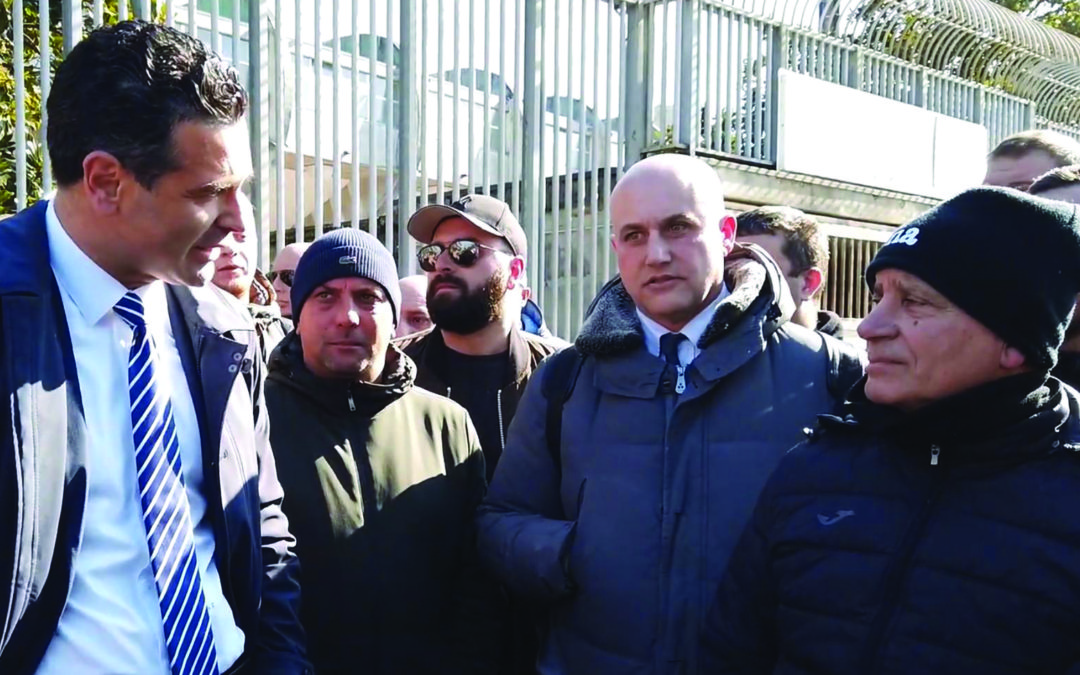 Avellino calcio, i tifosi: «Siamo stufi»