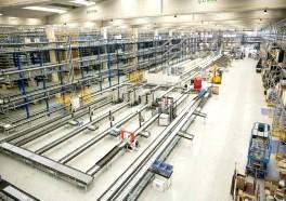 Invitalia-Idir Logistica, oltre 23 milioni per la nuova piattaforma a Maddaloni