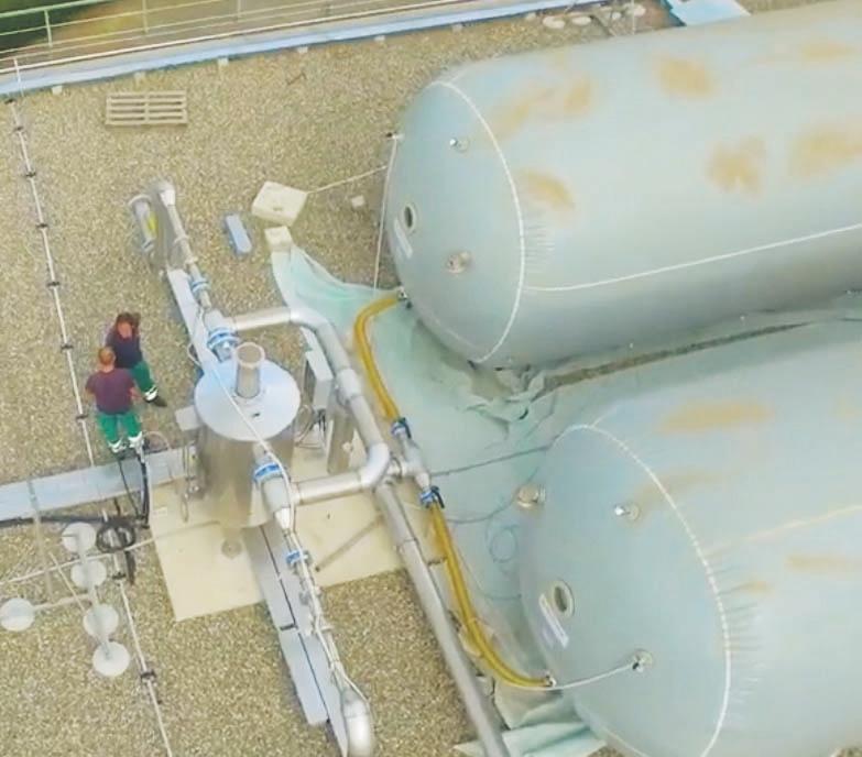 La Martella, i progetti per il biometano sono due