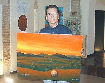 Addio Lucanino, maestro dei colori