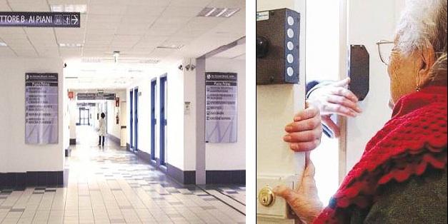 Coronavirus/ Pochi infermieri al Moscati Allerta truffa dei falsi test