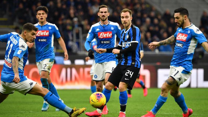 Napoli vincente nelle partite infra settimanali ( quelle di Coppa….)