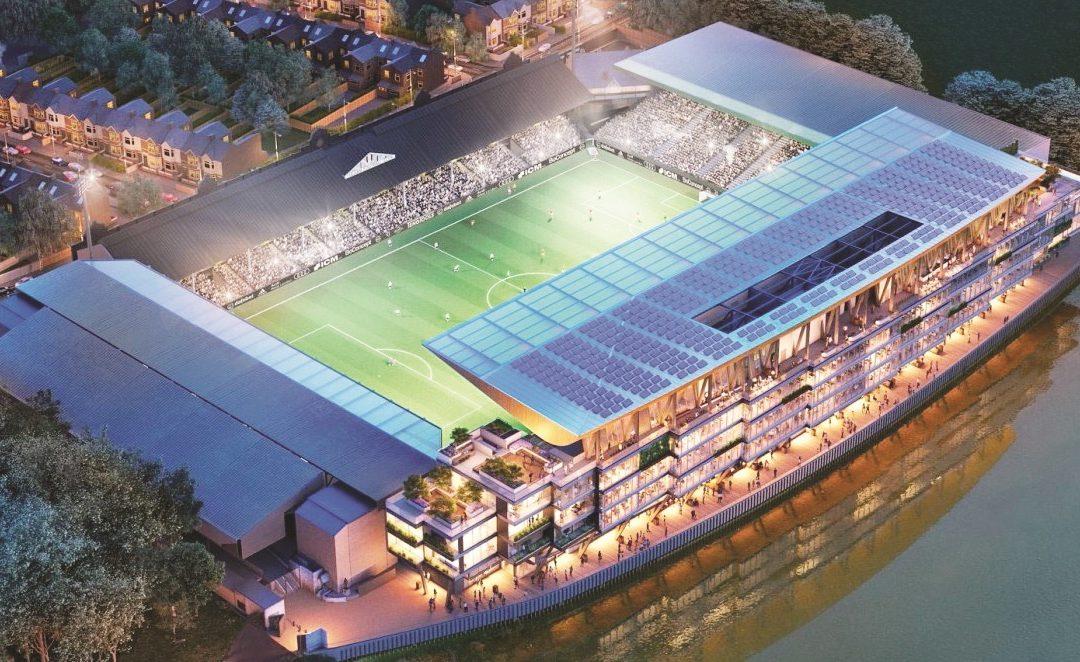 Il nuovo stadio del Fulham parlerà anche italiano: nel progetto coinvolti un calabrese e un sardo