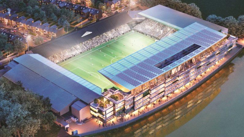 Il nuovo stadio del Fulham parlerà anche italiano Nel progetto coinvolti un calabrese e un sardo