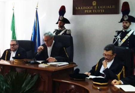 Anno giudiziario al Tar Calabria, «condizionati solo dai valori». Sempre alto il numero dei ricorsi