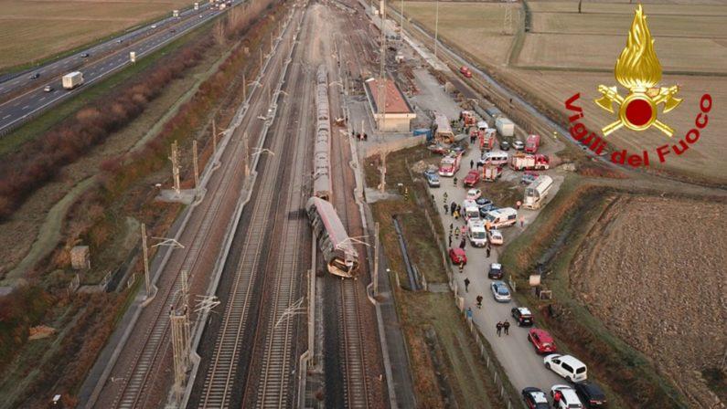 Treno deragliato, gli indizi portano a una falla nel sistema di sicurezza
