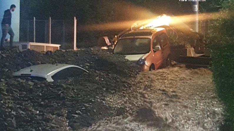 FOTO - Bomba d'acqua nel Vibonese, le immagini dei danni