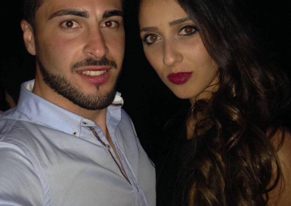Antonio De Pace e Lorena Quaranta