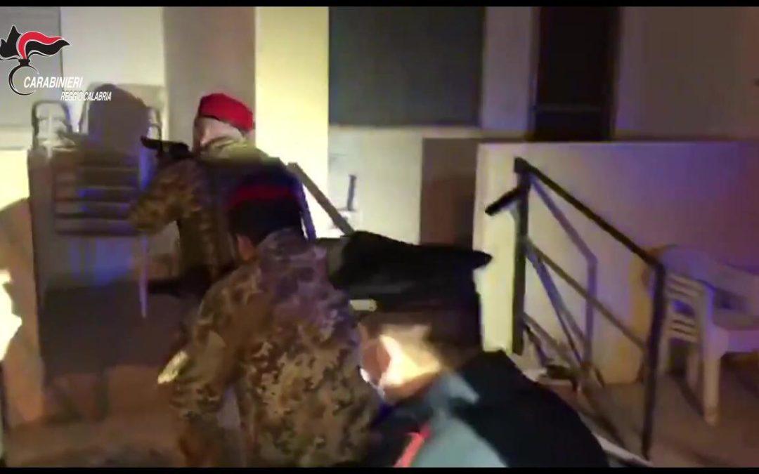 Viola il regime anticoronavirus e i carabinieri scoprono che è un latitante di 'ndrangheta. Arrestato nel Reggino Cordì