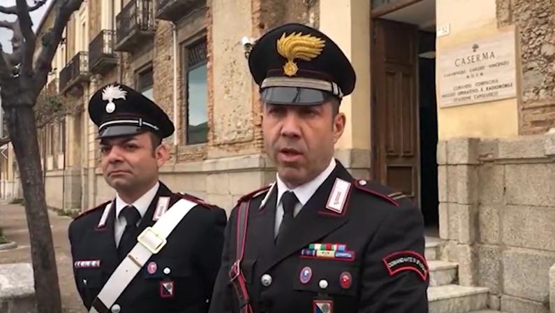 Polistena, carabinieri salvano bambino con la respirazione artificiale: «La sua vita ha fatto passare in secondo piano la nostra»