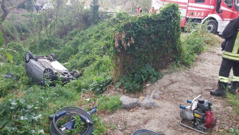 Incidente Stradale nel Reggino, muore una donna 48enne