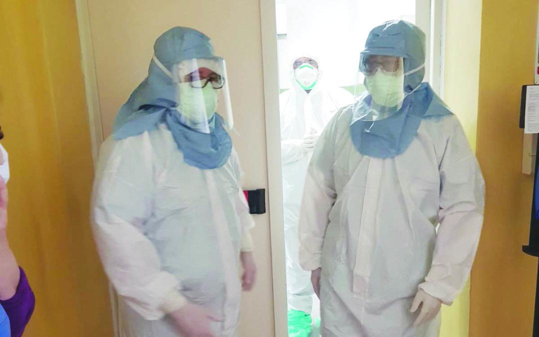 Nata una bimba a Cosenza: la mamma è un caso sospetto di coronavirus