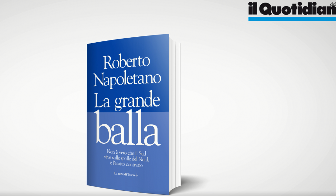 AUDIO – Roberto Napoletano su caso Unicredit-Mps, Mes e La Grande Balla al Mix delle 5 di Minoli