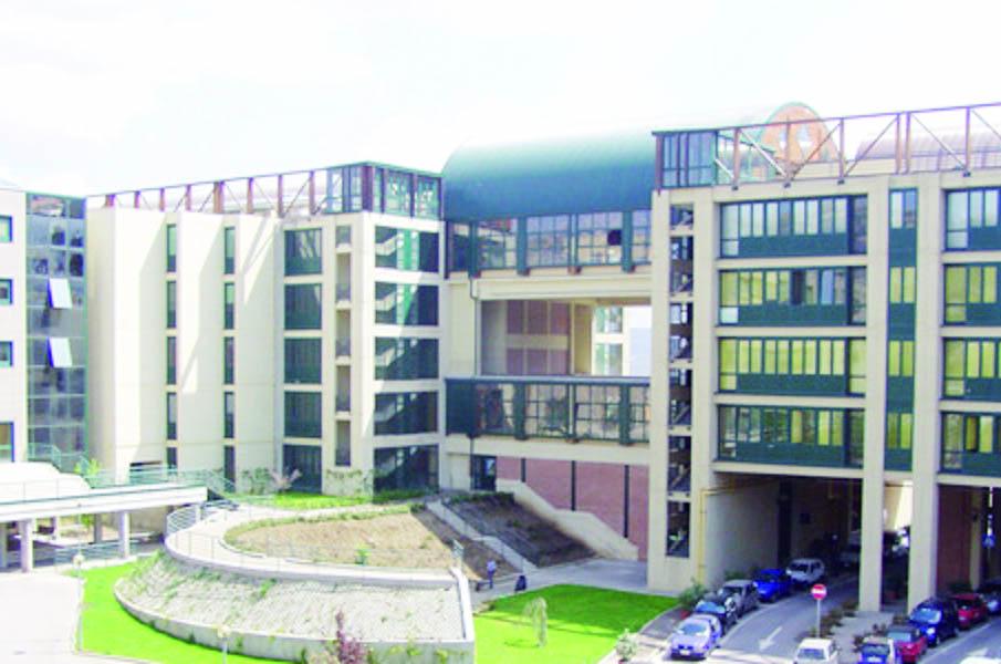 La sede di Potenza dell'Università della Basilicata
