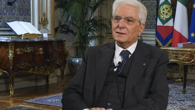 «Incrinati rispetto e credibilità» L'ira di Mattarella sui magistrati