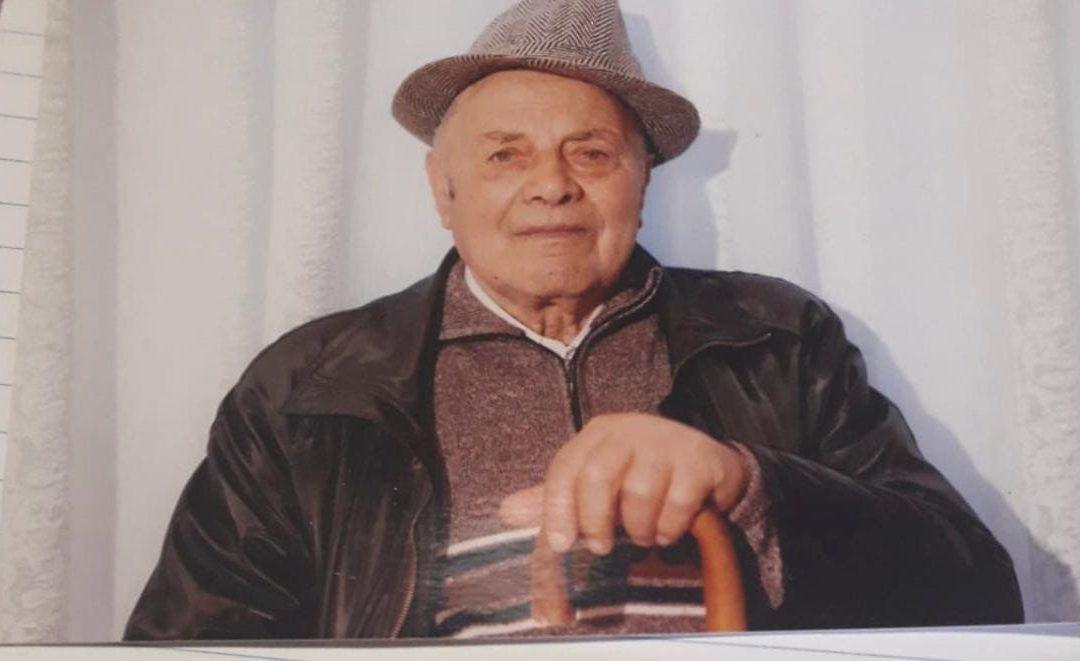 Nonno Giovanni Montagnese