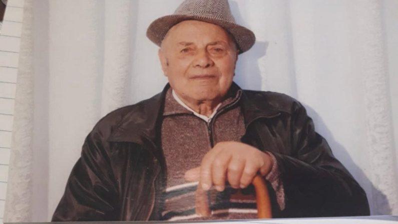 Acquaro, i 100 anni di nonno Giovanni al tempo del coronavirus