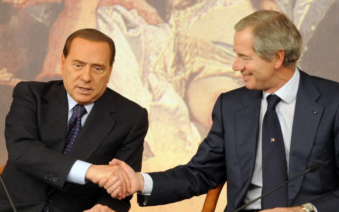 La Card di Pietrangelo Buttafuoco Silvio e Guido al Caffè