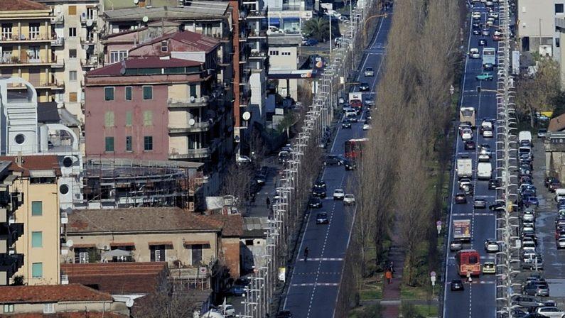"""Camminare nelle città: Cosenza prima dell'""""io resto a casa"""" da Coronavirus"""