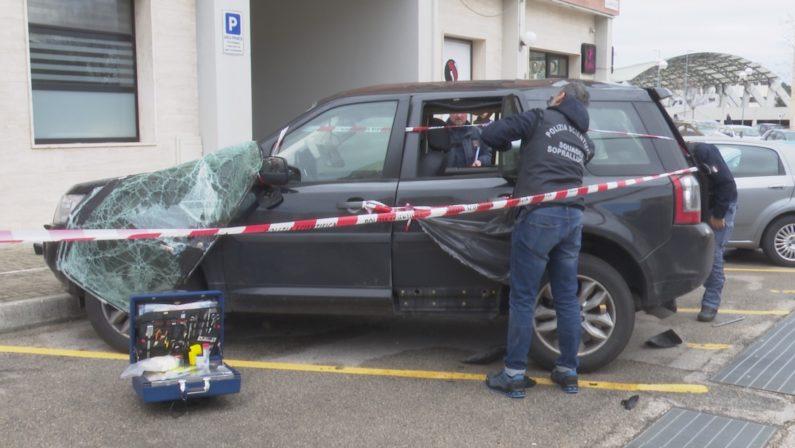 Matera, attentato a Cifarelli, fermato un uomo accusato di detenzione e porto di armi esplosive