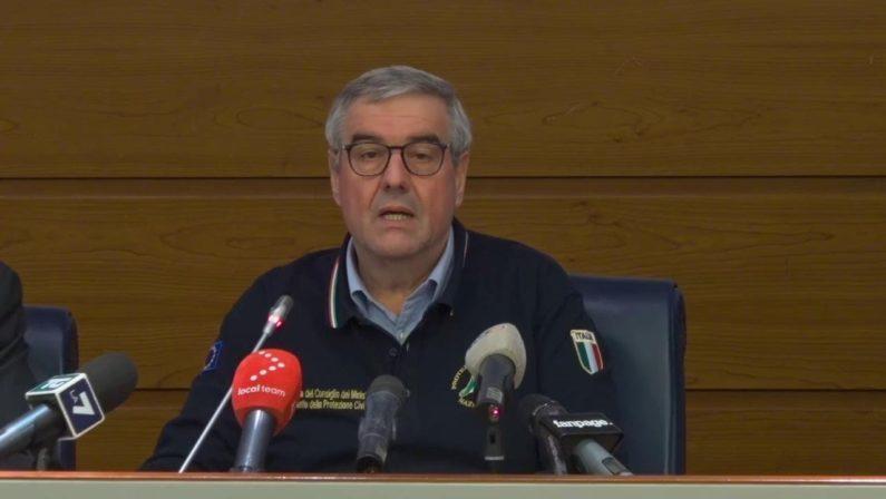 Coronavirus, oltre 30mila i casi totali in Italia. Borrelli: «Le misure del Governo e i nostri comportamenti restano fondamentali»
