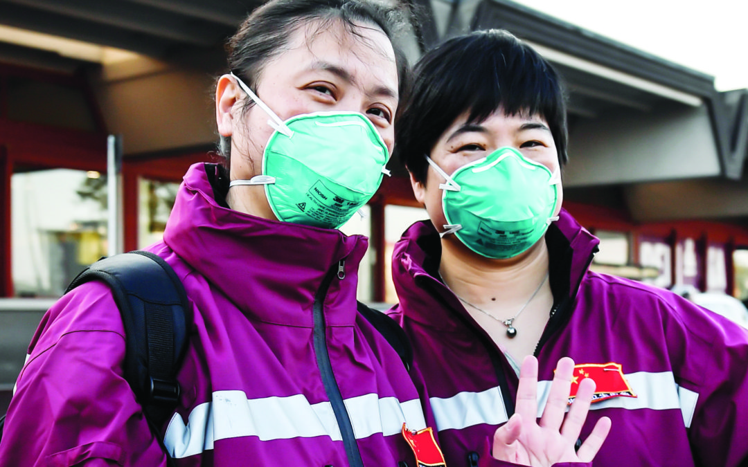 Coronavirus: emergenza medici, richiamati i pensionati