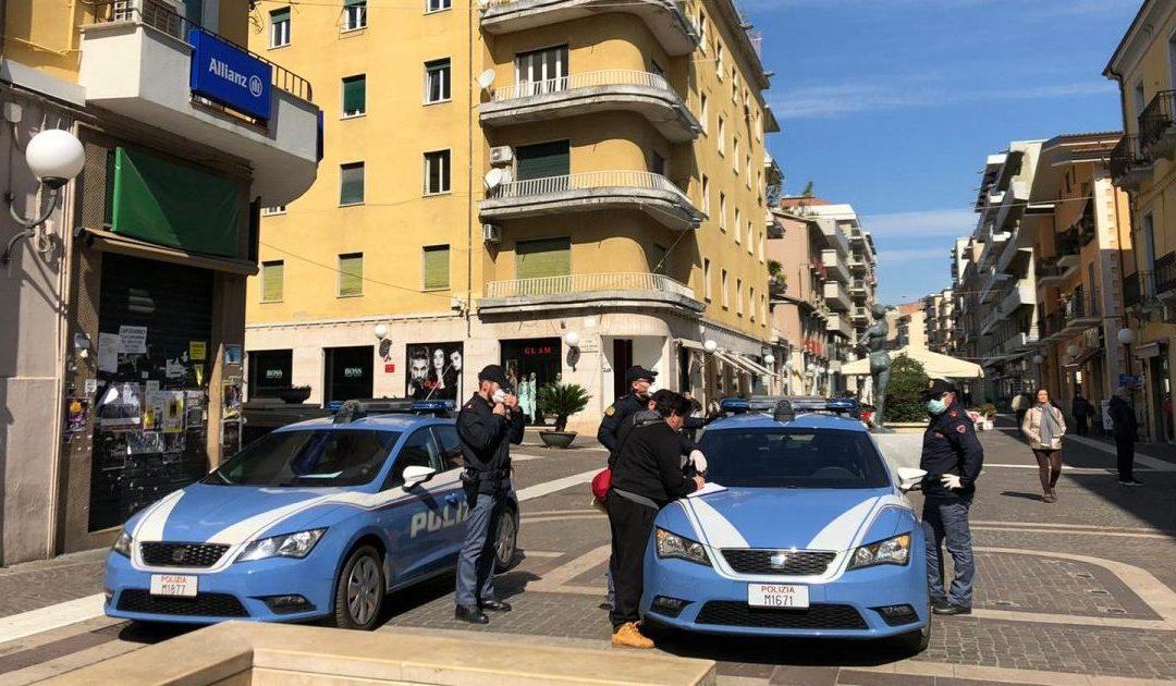 Cosenza, picchia un corriere e gli ruba il furgone: arrestato 42enne
