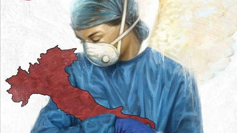 Tragedia Coronavirus, quei cari volati via senza l'ultimo saluto.Ma è l'amore dato che ci rende immortali