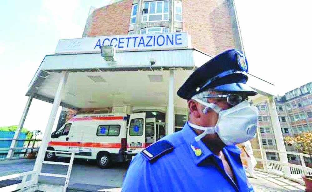 L'editoriale di Roberto Napoletano L'ALTRAVOCE dell'ITALIA Un gabinetto di guerra per l'Italia