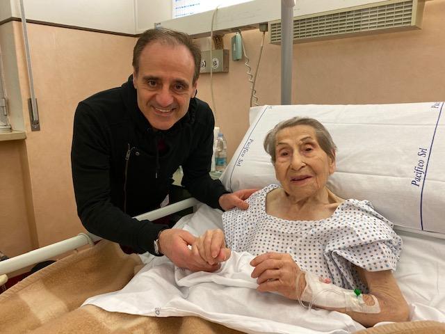 La sanità che funziona: a Melfi intervento al femore su paziente di 103 anni