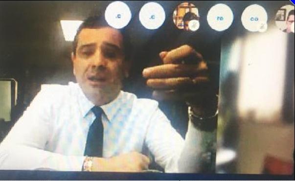 Ordine dei giornalisti della Campania segnala al Consiglio disciplina il sindaco di Avellino