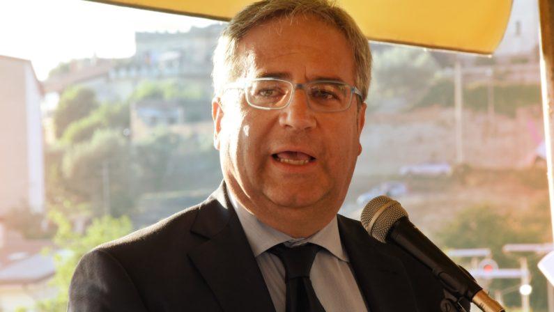 Coronavirus, positivo a Rogliano il sindaco Altomare «Succede se si combatte in prima persona»